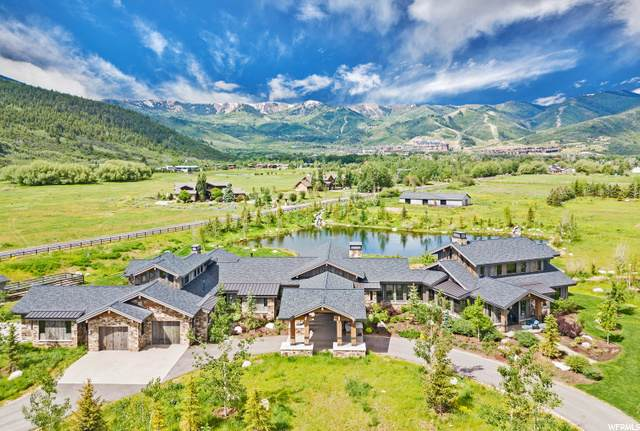 481 W Old Ranch Rd, Park City, UT 84098 (#1691078) :: Big Key Real Estate
