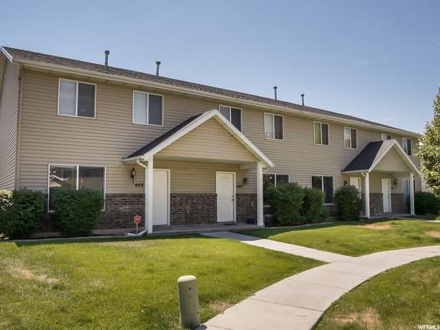 489 E 475 N, Ogden, UT 84404 (#1691079) :: Big Key Real Estate