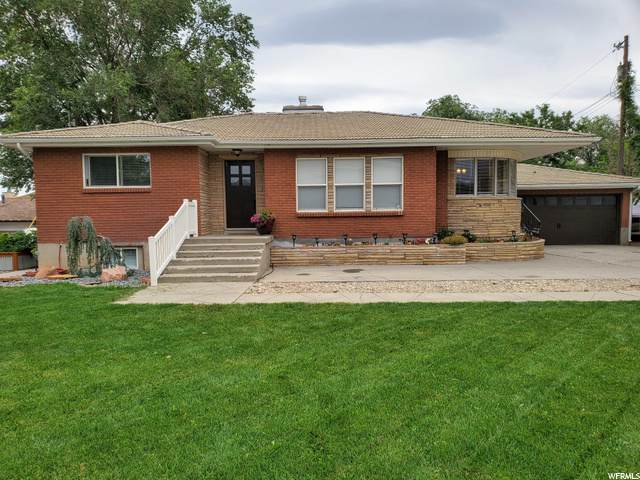 2181 E Bengal Blvd S, Cottonwood Heights, UT 84121 (#1691091) :: REALTY ONE GROUP ARETE