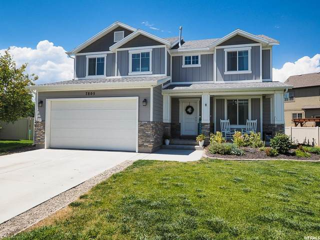7805 N Crestwood Cir E, Eagle Mountain, UT 84005 (#1691112) :: goBE Realty