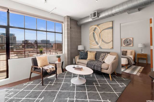 336 W Broadway #303, Salt Lake City, UT 84101 (#1691150) :: Colemere Realty Associates