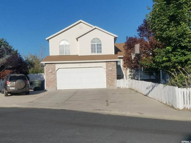3751 S Pear Apple Cir W, West Valley City, UT 84119 (#1691174) :: Big Key Real Estate
