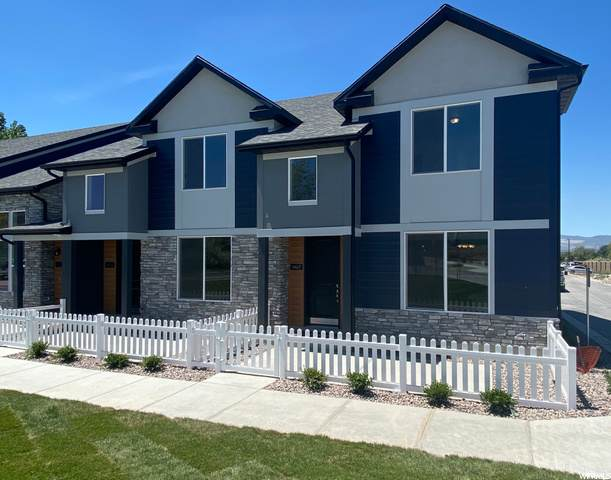 11636 S Frost View Ln W #25, Draper, UT 84020 (MLS #1691191) :: Lookout Real Estate Group