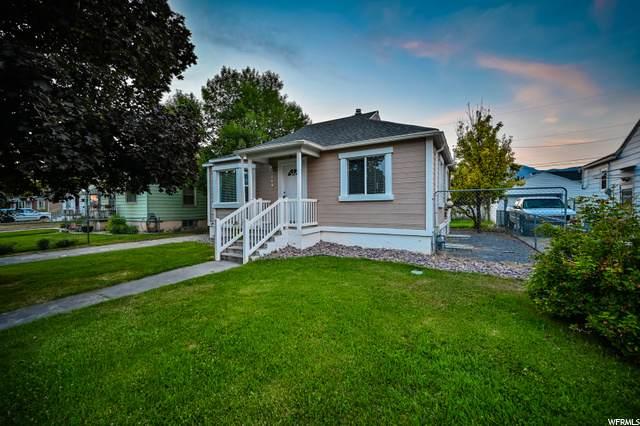 168 W Gwen St S, Ogden, UT 84404 (#1691208) :: Big Key Real Estate