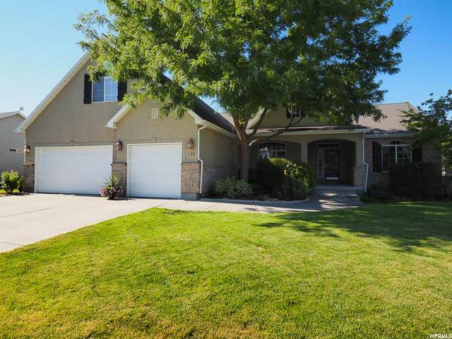 532 E Corner Canyon Dr, Draper, UT 84020 (#1691213) :: Big Key Real Estate