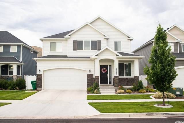 15089 S Honor Dr, Riverton, UT 84065 (#1691249) :: The Perry Group