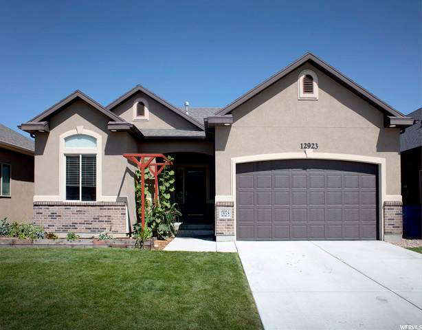 12923 S Wild Mare Way, Riverton, UT 84096 (#1691256) :: The Perry Group