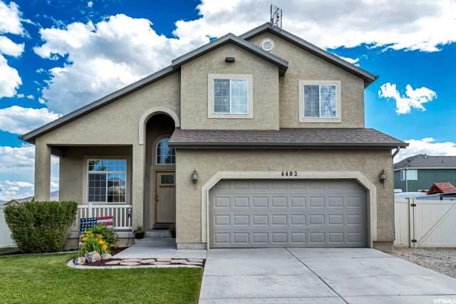 4482 E Evans Dr, Eagle Mountain, UT 84005 (#1691262) :: Big Key Real Estate
