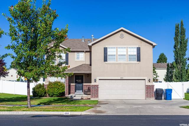 444 S 1170 W, Spanish Fork, UT 84660 (#1691266) :: Big Key Real Estate