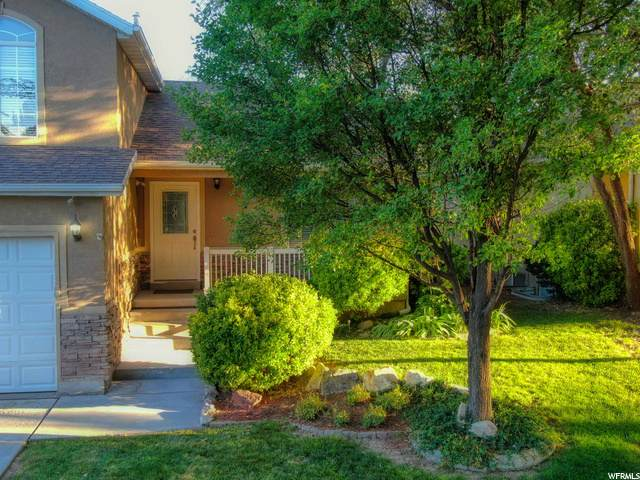 1483 W Duck Pond Ln, Taylorsville, UT 84123 (#1691277) :: Colemere Realty Associates
