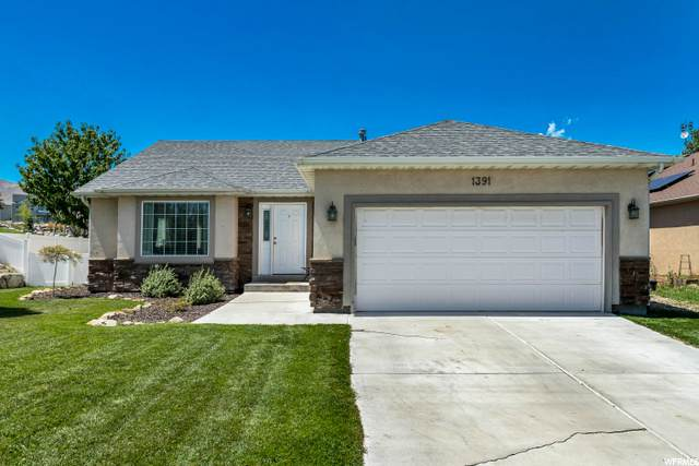 1391 S Lukas Ln, Saratoga Springs, UT 84045 (#1691278) :: Red Sign Team