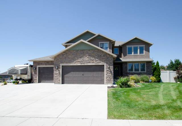 3109 N 1250 W, Pleasant View, UT 84414 (#1691289) :: Big Key Real Estate
