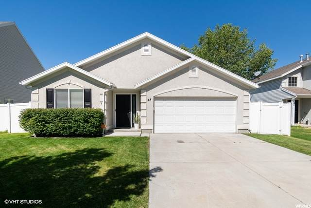48 N Perth St W, Saratoga Springs, UT 84043 (#1691308) :: Red Sign Team