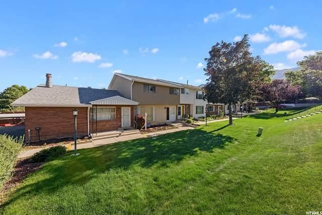 900 E 4050 S #86, Ogden, UT 84403 (#1691309) :: Big Key Real Estate