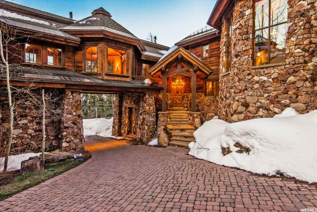91 White Pine Rd, Park City, UT 84098 (#1691326) :: Exit Realty Success