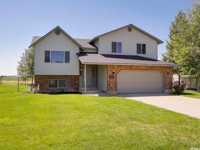 2481 W 3300 N, Farr West, UT 84404 (#1691349) :: Big Key Real Estate