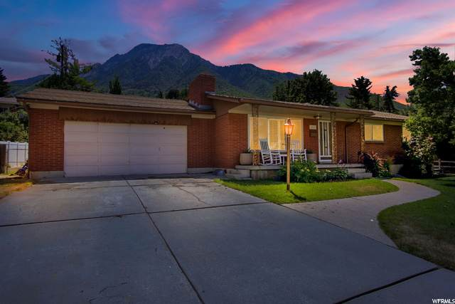 4529 S Westview Dr E, Salt Lake City, UT 84124 (#1691350) :: Big Key Real Estate