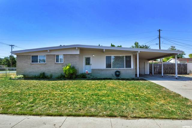 4813 W Odell Dr S, West Valley City, UT 84120 (#1691358) :: Red Sign Team