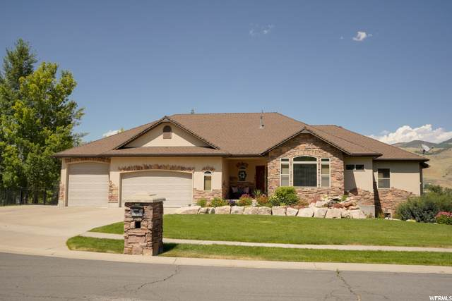 3766 N 3675 W, Peterson, UT 84050 (#1691381) :: Red Sign Team