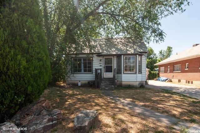 511 E 7TH St N, Ogden, UT 84404 (#1691386) :: Big Key Real Estate
