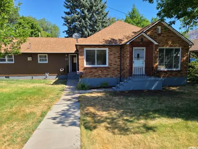 538 7TH St, Ogden, UT 84404 (#1691390) :: Big Key Real Estate