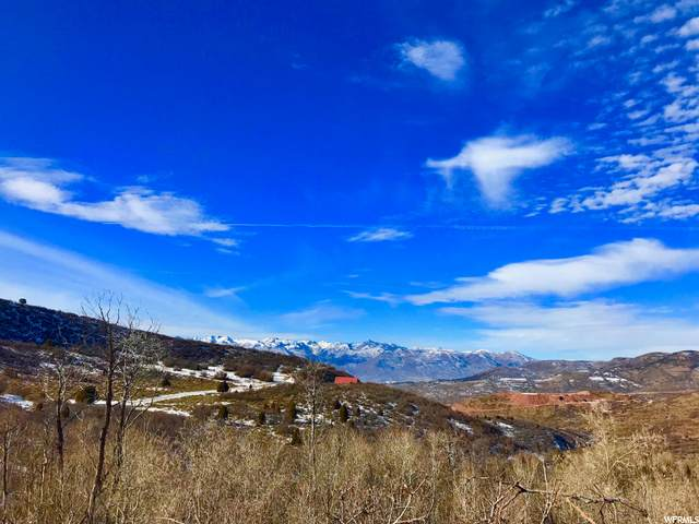 1727 S Beaver Bench Rd, Heber City, UT 84032 (MLS #1691393) :: High Country Properties