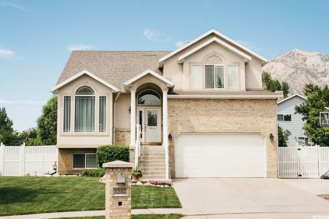 2392 N 450 W, Harrisville, UT 84414 (#1691394) :: Big Key Real Estate