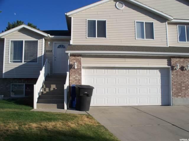 2532 E Hillside Village Ct Ct, Salt Lake City, UT 84121 (#1691426) :: Red Sign Team