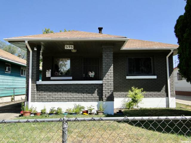 232 Patterson St, Ogden, UT 84401 (#1691438) :: Big Key Real Estate