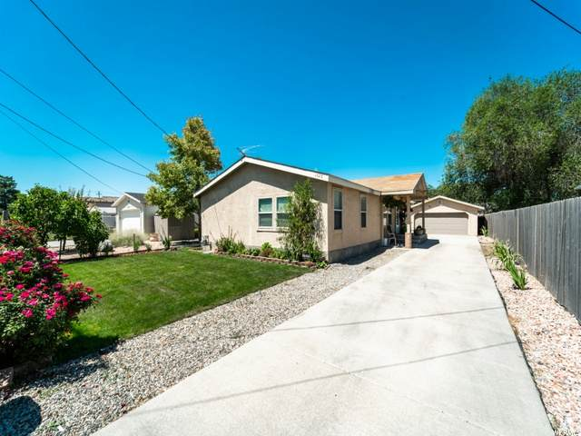 1628 W 2700 S, West Valley City, UT 84119 (#1691450) :: Colemere Realty Associates