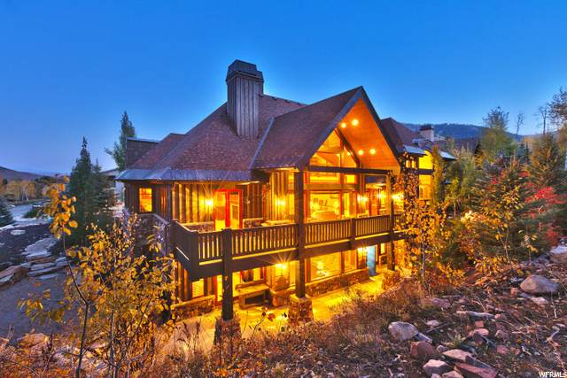 2305 Creek Crossing Loop, Park City, UT 84098 (MLS #1691495) :: High Country Properties