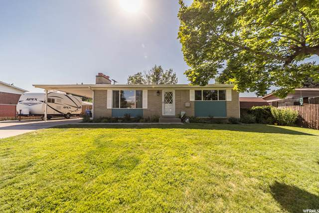 4310 S 4710 W, West Valley City, UT 84120 (#1691499) :: Red Sign Team
