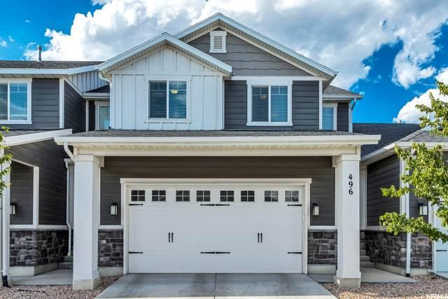 496 W Fox Chase Dr, Draper, UT 84020 (#1691512) :: Big Key Real Estate