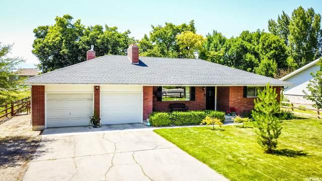 827 S 600 E, River Heights, UT 84321 (#1691521) :: Big Key Real Estate