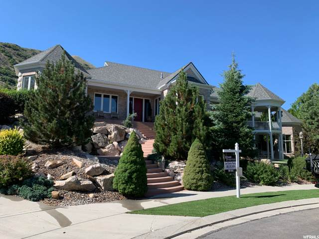 14728 S Nestled Cv, Draper, UT 84020 (#1691553) :: Big Key Real Estate