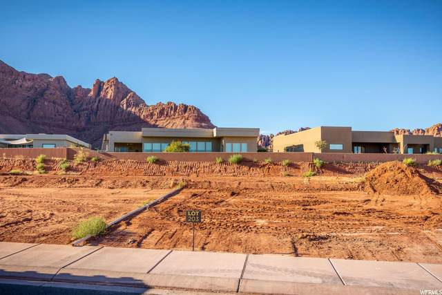 203 Palisades At Snow Canyon Pkwy, Ivins, UT 84738 (MLS #1691555) :: Lookout Real Estate Group