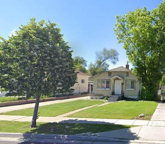 833 30TH St, Ogden, UT 84403 (#1691569) :: Big Key Real Estate
