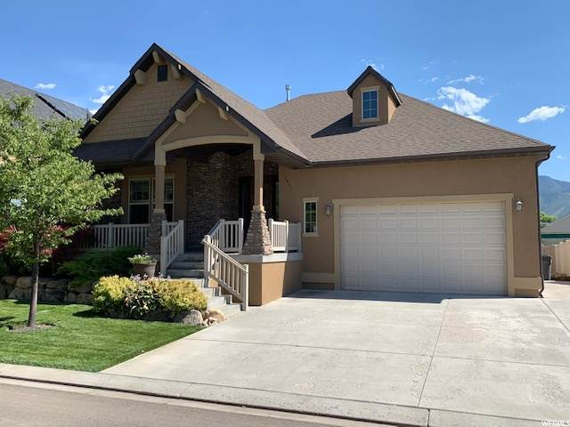 1841 W Yarrow Dr S, Mapleton, UT 84664 (#1691570) :: Big Key Real Estate