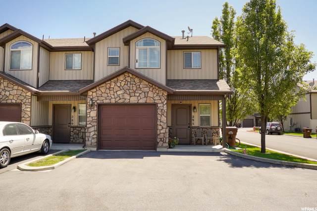 295 W 1975 N, Harrisville, UT 84414 (#1691582) :: Big Key Real Estate