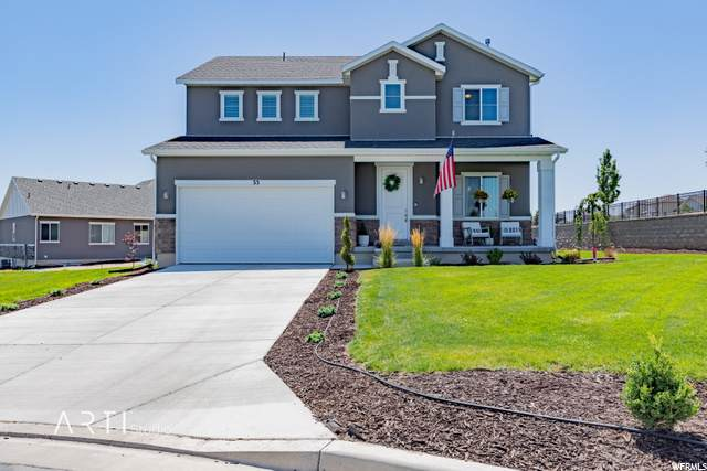 33 E Wildcat Ln, Saratoga Springs, UT 84045 (#1691584) :: Utah Best Real Estate Team | Century 21 Everest