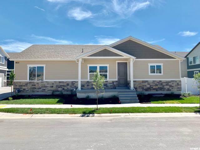 8661 N Oakridge Aly, Eagle Mountain, UT 84005 (#1691586) :: Big Key Real Estate