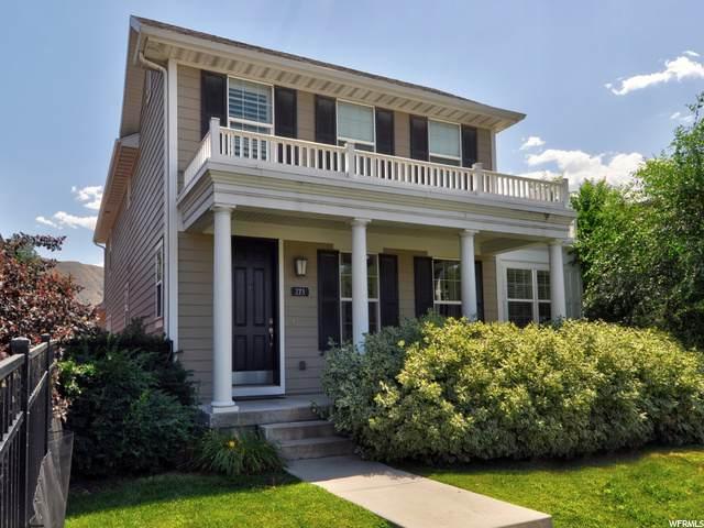 273 E Porter View Ct S, Draper, UT 84020 (#1691631) :: Big Key Real Estate