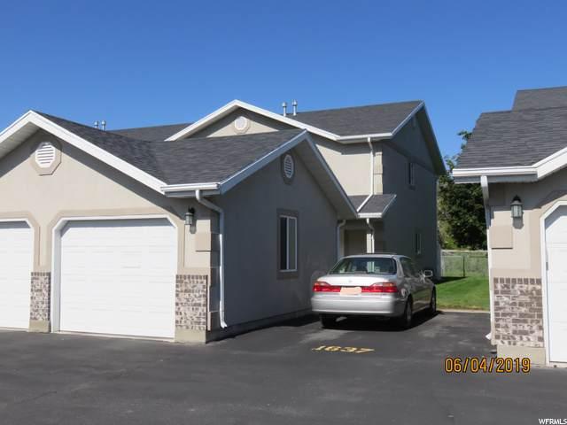 1637 S Talon Dr, Logan, UT 84321 (#1691636) :: Big Key Real Estate