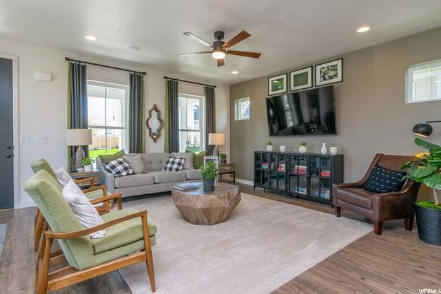 6286 W Folly Island Way S #501, South Jordan, UT 84009 (#1691645) :: REALTY ONE GROUP ARETE