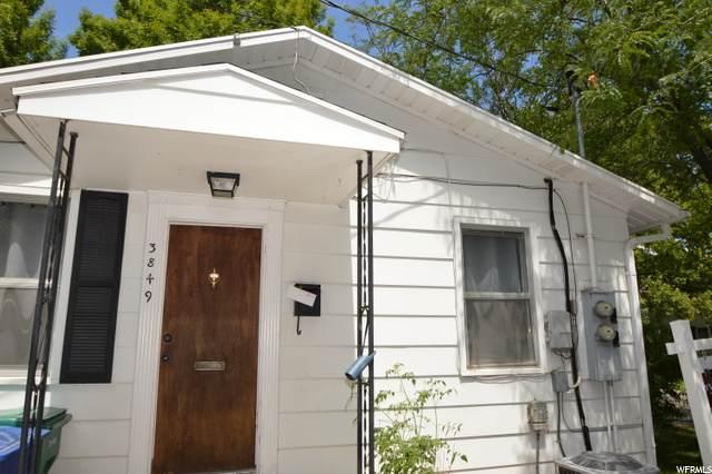 3849 S Quincy Ave E #115, Ogden, UT 84403 (#1691660) :: Big Key Real Estate