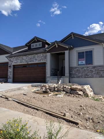 63 W Hillside Dr #11, Elk Ridge, UT 84651 (#1691662) :: Big Key Real Estate