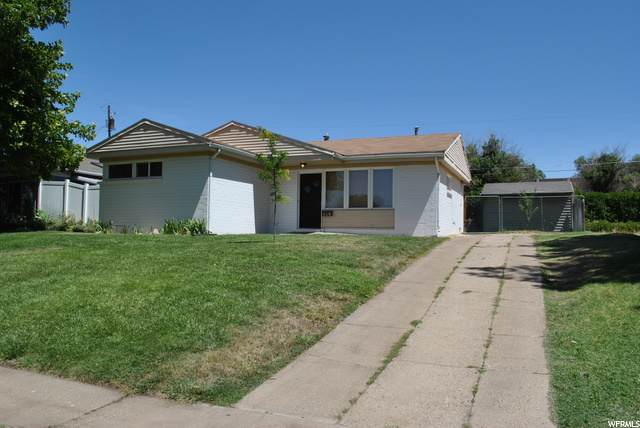 835 E Birch St S, Clearfield, UT 84015 (#1691665) :: Exit Realty Success
