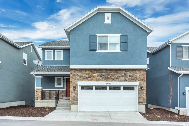 3057 S Red Pine Dr, Saratoga Springs, UT 84045 (#1691668) :: Red Sign Team
