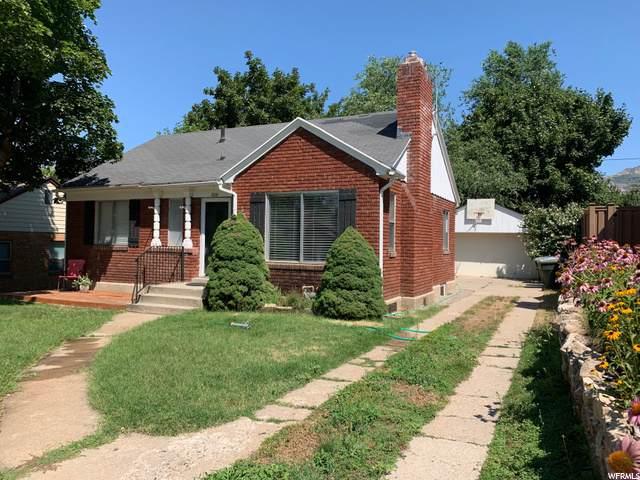 1716 Binford St, Ogden, UT 84401 (#1691669) :: Big Key Real Estate