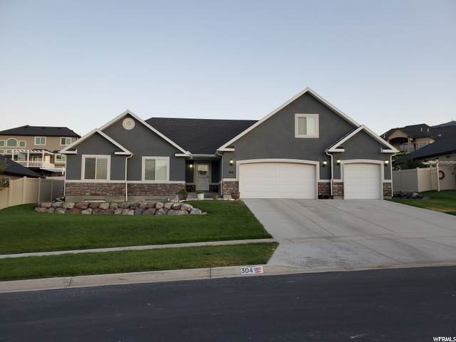 304 W Summerhill Dr, Saratoga Springs, UT 84045 (#1691679) :: Big Key Real Estate